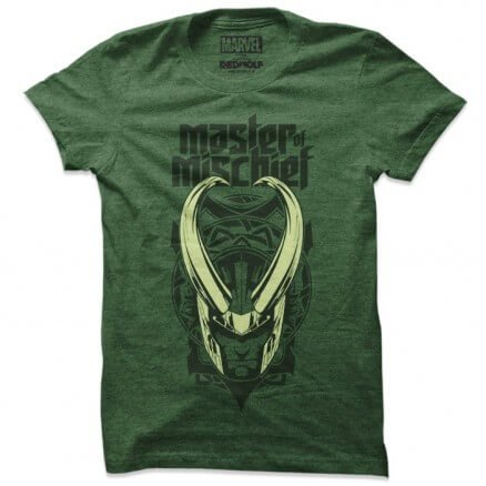 Master Of Mischief - Marvel Official T-shirt