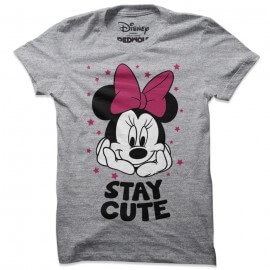 Minnie: Stay Cute - Disney Official T-shirt