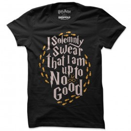 Mischief Managed - Harry Potter Official T-shirt