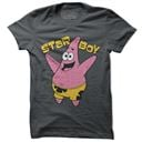 Star Boy - SpongeBob SquarePants Official T-shirt