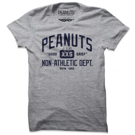 Non Athletic Dept. - Peanuts Official T-shirt