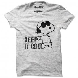 Keep It Cool - Peanuts Official T-shirt