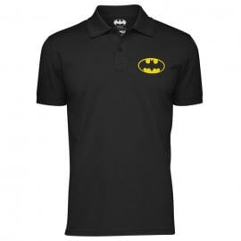 Batman: Logo - Batman Official Polo Shirt