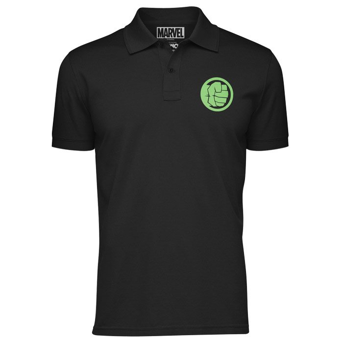 The Hulk Fist - Marvel Official Polo T-shirt