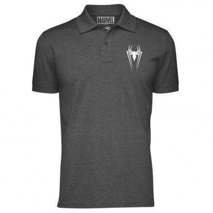 Spider-Man: Logo - Marvel Official Polo T-shirt