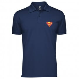 Superman: Logo - Superman Official Polo Shirt