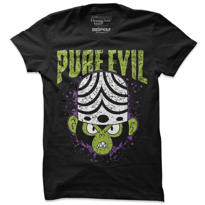 Mojo Jojo: Pure Evil - The Powerpuff Girls Official T-shirt