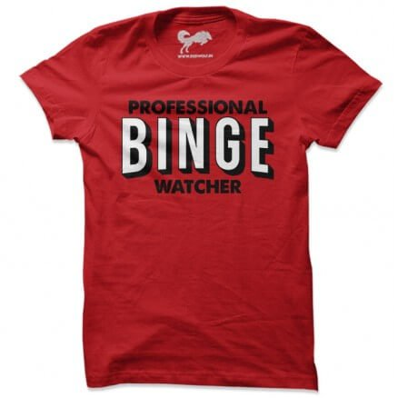 Professional Binge Watcher