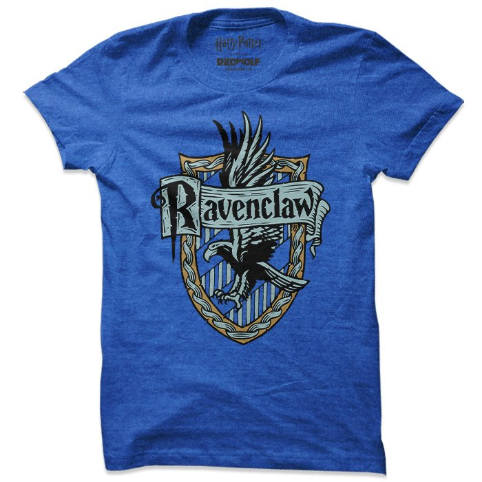 Ravenclaw Crest - Harry Potter Official T-shirt
