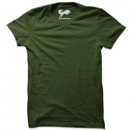 Redwolf Basics - Olive Green