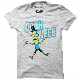 Oooh Weee! - Rick And Morty Official T-shirt