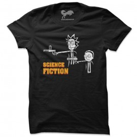 Science Fiction - Rick And Morty Official T-shirt