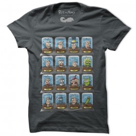 Rick-O-Rama - Rick And Morty Official T-shirt