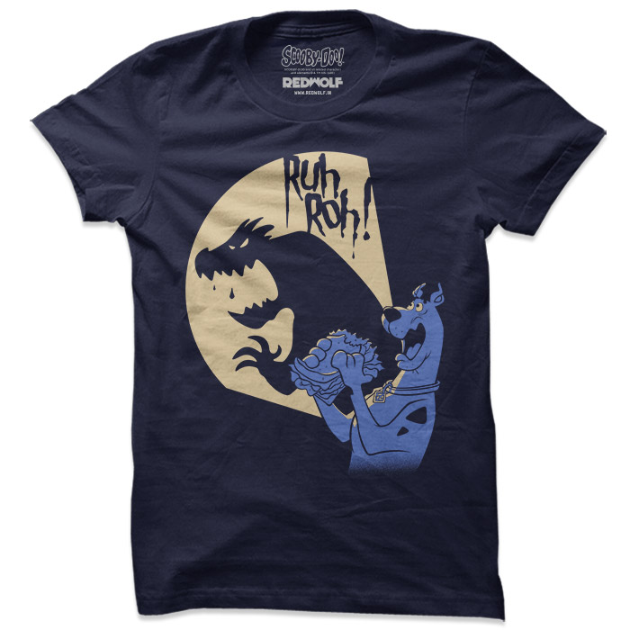 Ruh Roh! - Scooby Doo Official T-shirt
