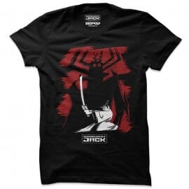 The Samurai - Samurai Jack Official T-shirt