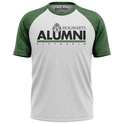 Slytherin Alumni - Harry Potter Official T-shirt