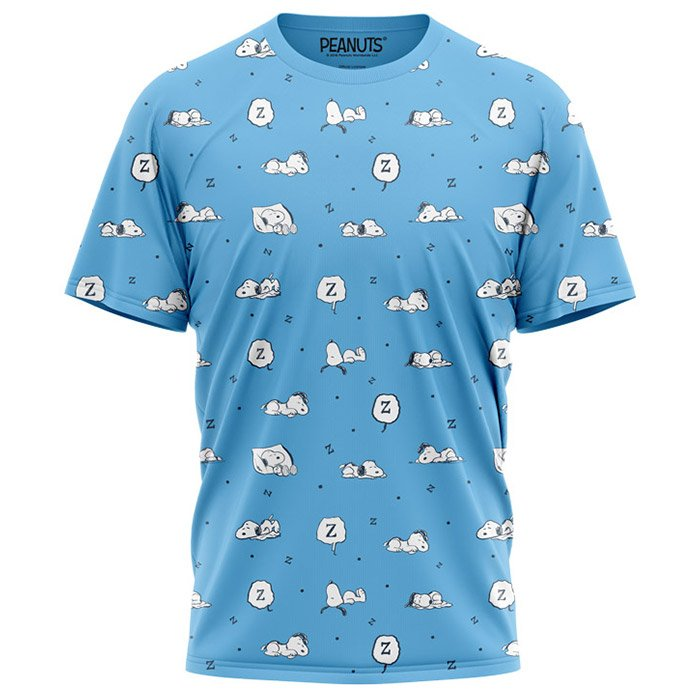 Snoopy Pattern - Peanuts Official T-shirt