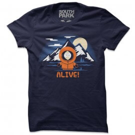 Alive - South Park Official T-shirt