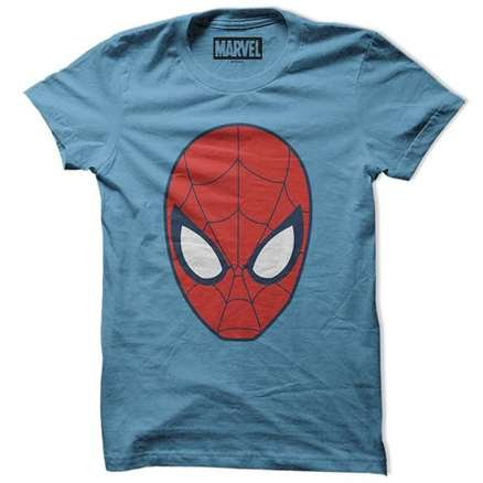 Friendly Neighbourhood Superhero - Spiderman Official T-shirt