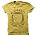 Kinda Care, Kinda Don't  - SpongeBob SquarePants Official T-shirt