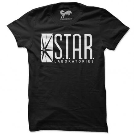 Star Labs Logo - The Flash Official T-shirt