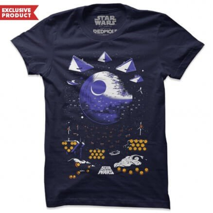 Return Of The Jedi - Star Wars Official T-shirt