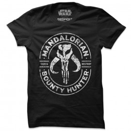 The Mandalorian - Star Wars Official T-shirt