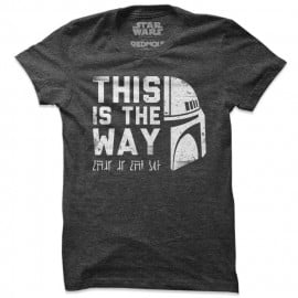 This Is The Way - Star Wars Official T-shirt