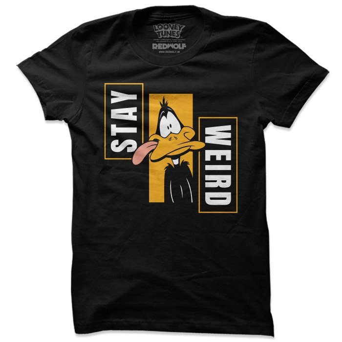 Stay Weird - Looney Tunes Official T-shirt