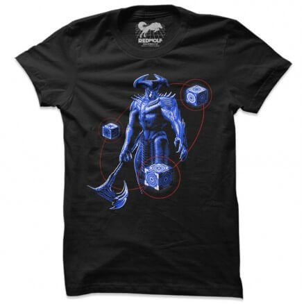 Steppenwolf - Justice League Official T-shirt