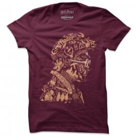 The Boy Who Lived - Harry Potter Official T-shirt