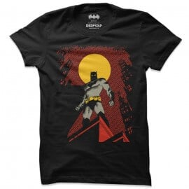 The Dark Knight Stance - Batman Official T-shirt