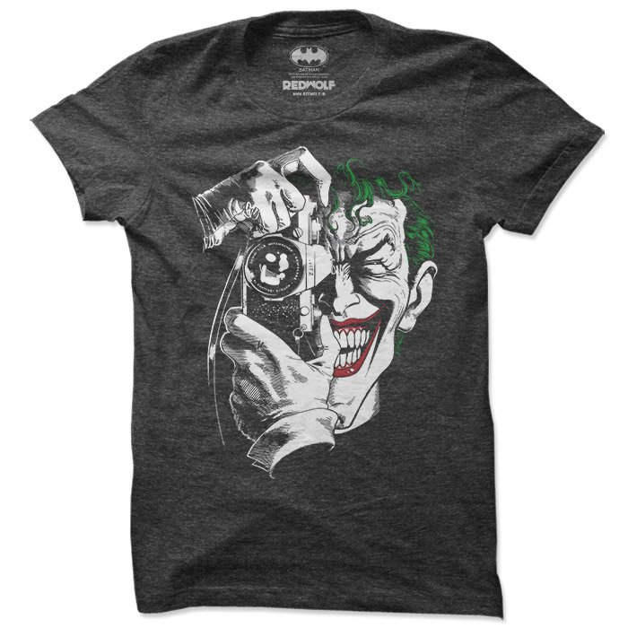 The Killing Joke - Joker Official T-shirt