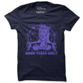 Rafiki: Good Vibes Only  - Disney Official T-shirt