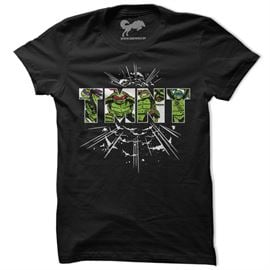 Explosive Turtles - TMNT Official T-shirt