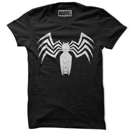 Venom: Logo - Marvel Official T-shirt