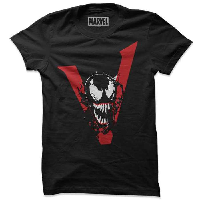 We Are Venom - Marvel Official T-shirt