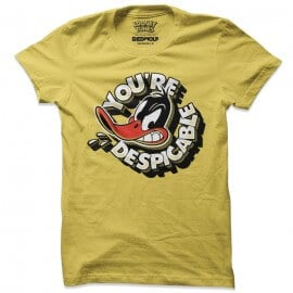 You're Despicable - Looney Tunes Official T-shirt