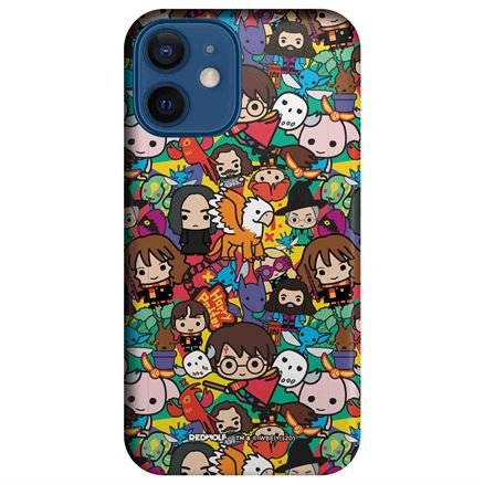 Chibi Pattern - Harry Potter Official Mobile Cover
