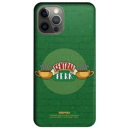 Central Perk - Friends Official Mobile Cover