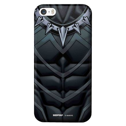 Black Panther Suit - Marvel Official Mobile Cover