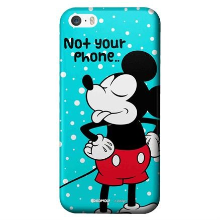 Not Your Phone - Disney Official Mobile Cover