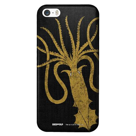 Greyjoy Sigil Design - Game Of Thrones Official Mobile Cover