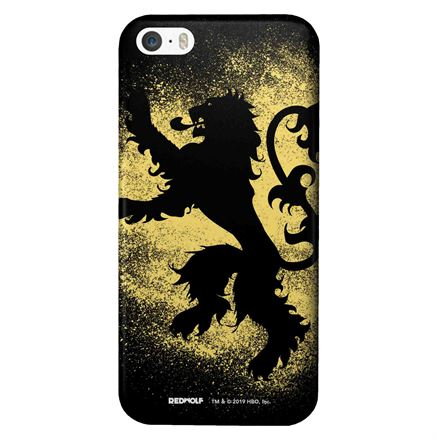 House Lannister Stencil - Game Of Thrones Official Mobile Cover