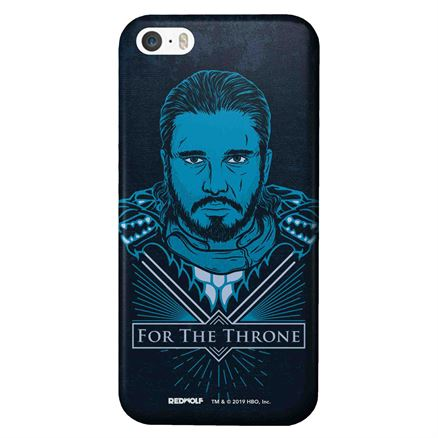 Jon Snow For The Throne - Game Of Thrones Official Mobile Cover