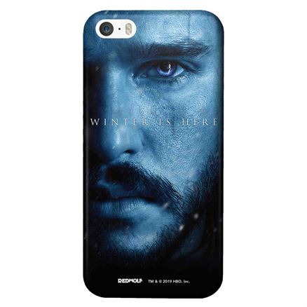 Jon Snow: Winter Is Here - Game Of Thrones Official Mobile Cover