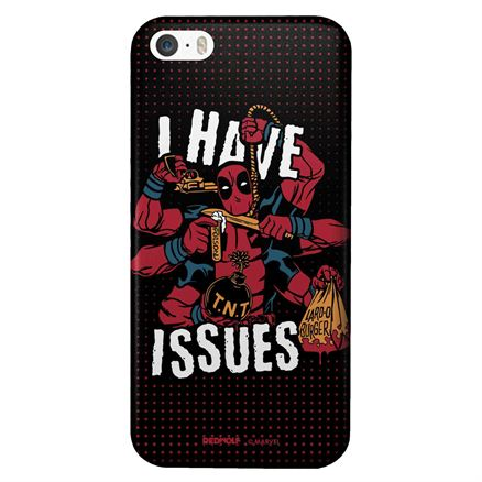 I Have Issues - Marvel Official Mobile Cover