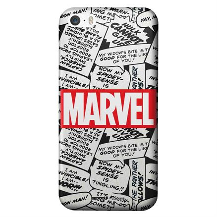 Marvel Comic Logo - Marvel Official Mobile Cover