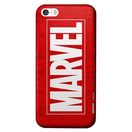 Marvel Logo - Marvel Official Mobile Cover