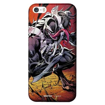 Venom Klyntar - Marvel Official Mobile Cover